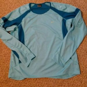 Nike athletic top